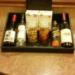 Good to have in room mini bar and snacks save me call for room service