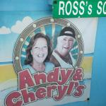 What a great day at Andy & Cheryl's