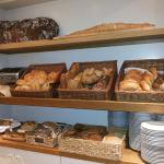 Lots of choices for Breads