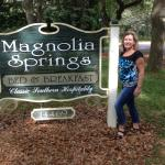 Foto van Magnolia Springs Bed & Breakfast
