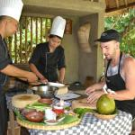 Cooking Class for traditional balinese food