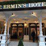 Front of St. Ermin's