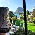 Apologies for the can...the view on a sunny day, even from a low room is stunning.