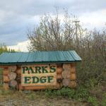 Foto di Park's Edge Log Cabins