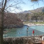 hot springs pool