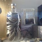 One if the whiskey available to purchase from the castle