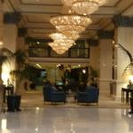 Lobby coming in from main entrance