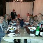 Family Reunion Birthday Party at Pied a Terre