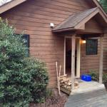 Asheville Cabins of Willow Winds照片