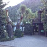 Φωτογραφία: Queenstown TOP 10 Holiday Park Creeksyde