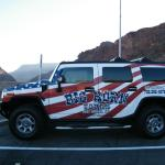 The Hummer ride