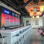 Bar, Aloft Hotel, photo by Mike Keenan