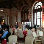 one of the ballrooms