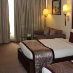 Room with all modern amenities