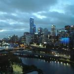 View from 19th Floor of Yarra River