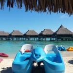 Photo de Hilton Moorea Lagoon Resort & Spa
