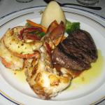 Surf (Lobster) and Turf - Mediterranean Restaurant