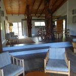 communal area shared by 4 rooms