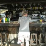 Bar at the fuentepark