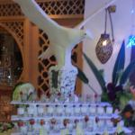 One of the best hotels in Egypt fanciful imagination  The Wonderful Party for New Year's 2015