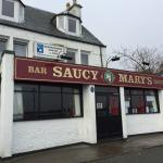 Foto van Saucy Marys Lodge