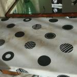 Ironing board delivered to room