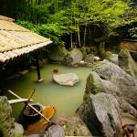 One of the shared onsen (Need advance booking so you don't share with other people during that t