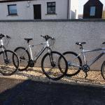 Bicycle Hire available (3 Bikes 1 M, 1 L & 1 XL) Half/ Full Day Hire
