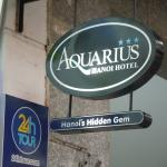 Foto Aquarius Legend Hotel
