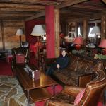 Photo de Hotel le Chamois d'Or