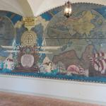 Mural on 2nd Floor