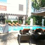 2 pools- family & adult only