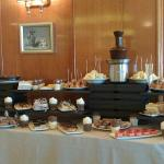 Sweets on Buffet Night
