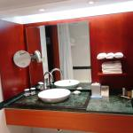 The Bathroom in my Room at the Millennium Seoul Hilton