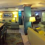 Pano of the breakfast area!!