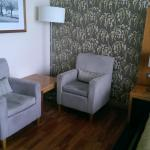 Tables & Chairs in Superior Room