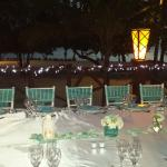 Wedding Reception Venue (Oceana Restaurant)