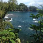 Onemea Bay~ Beautiful drive and hike just a few miles away. Paradise :)