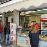 Gelateria Millefoglie da Tarcisio - order counter