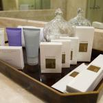 Aromatherapy toiletries