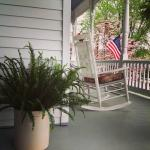 Time to sit a spell - Claiborne House B&B Rocky Mount VA