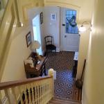 Stairwell - Alcuin Lodge Guest House