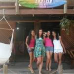 Foto de Zicatela Beach Hostel