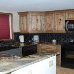 Kitchen in one of our condo rentals