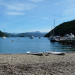 View From Le Cafe Picton - Perfect Breakfast
