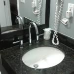 clean, nice fixtures, but need new tubs