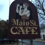 Main St. Cafe, Alexandria, Pennsylvania