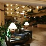 Lobby Area at Embassy Suites Columbia - Greystone