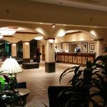 Front Desk at Embassy Suites Columbia - Greystone
