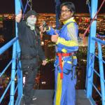 Sky Jump from Stratosphere